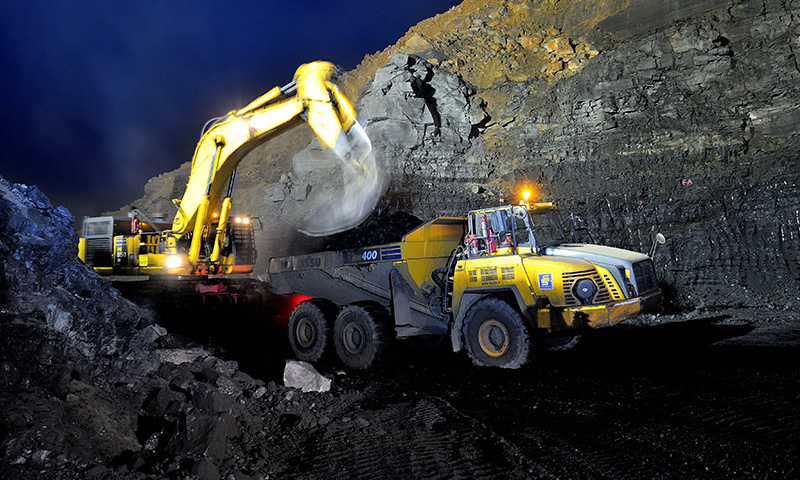 Mining project [photo]